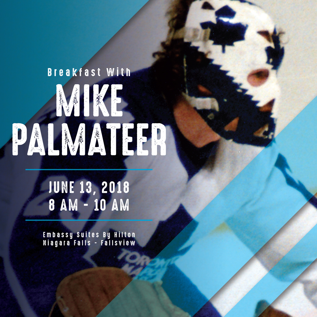 Breakfast with Mike Palmateer - The Keg Steakhouse + Bar